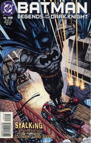 Batman - Legends of the Dark Knight # 108