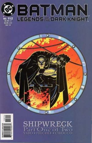 Batman - Legends of the Dark Knight # 112