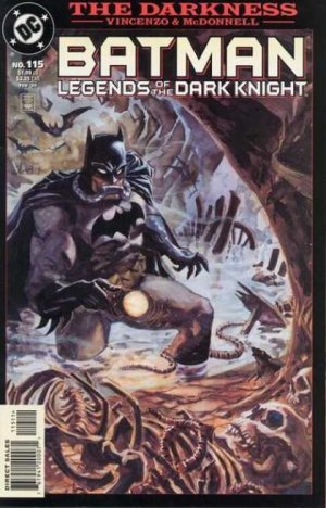 Batman - Legends of the Dark Knight # 115
