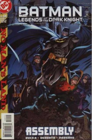 Batman - Legends of the Dark Knight 120 - No Man's Land: Assembly