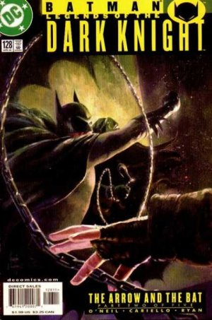 Batman - Legends of the Dark Knight 128 - The Arrow and the Bat, Part 2: Safed