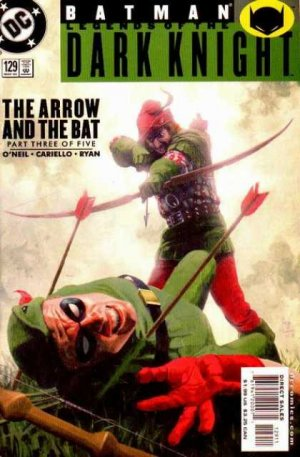 Batman - Legends of the Dark Knight 129 - The Arrow and the Bat, Part 3: The Failure