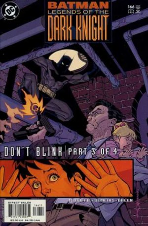 Batman - Legends of the Dark Knight # 166