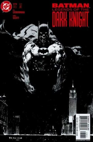 Batman - Legends of the Dark Knight # 179