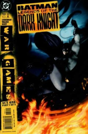 Batman - Legends of the Dark Knight # 182