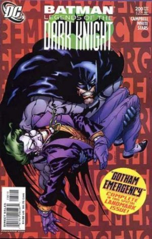 Batman - Legends of the Dark Knight 200 - Gotham Emergency