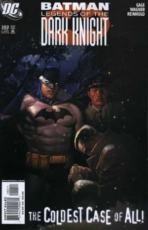 Batman - Legends of the Dark Knight 202 - Cold Case, Part 2 of 3: Confidentiality