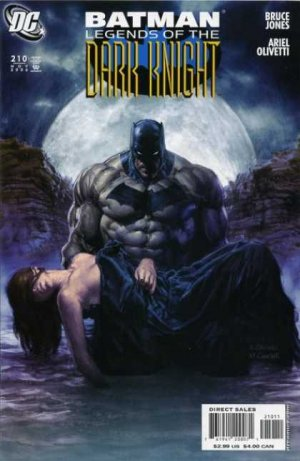 Batman - Legends of the Dark Knight # 210