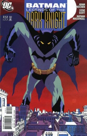 Batman - Legends of the Dark Knight # 212