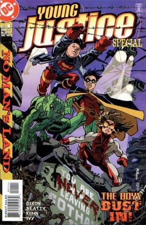 Young Justice - No Man's Land # 1 Issues