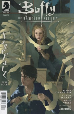 Buffy Contre les Vampires - Saison 9 # 4