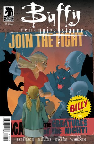 Buffy Contre les Vampires - Saison 9 14 - Billy the Vampire Slayer Part One