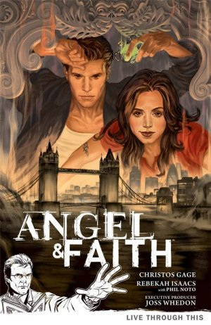 Angel & Faith édition TPB softcover (souple)