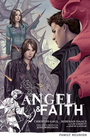 Angel & Faith # 3 TPB softcover (souple)