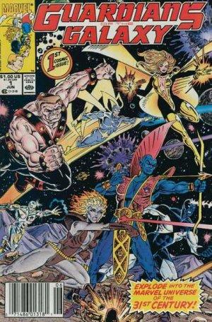 Les Gardiens de la Galaxie édition Issues V1 (1990 - 1995)