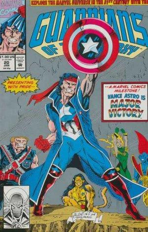 Les Gardiens de la Galaxie # 20 Issues V1 (1990 - 1995)