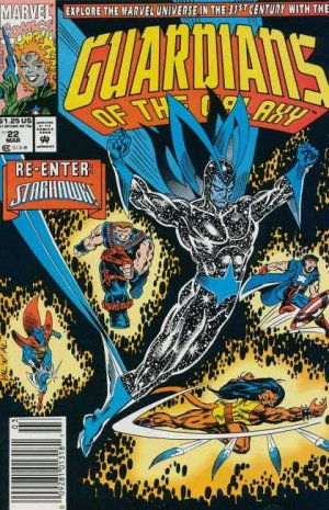 Les Gardiens de la Galaxie # 22 Issues V1 (1990 - 1995)