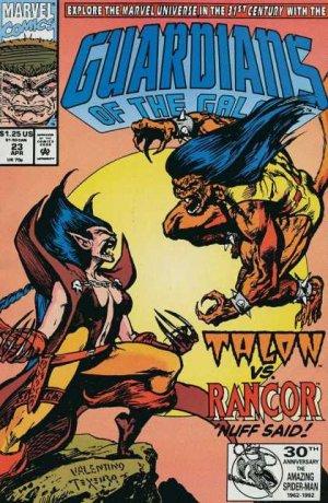 Les Gardiens de la Galaxie # 23 Issues V1 (1990 - 1995)