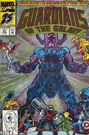 Les Gardiens de la Galaxie # 25 Issues V1 (1990 - 1995)