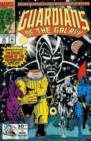 Les Gardiens de la Galaxie # 26 Issues V1 (1990 - 1995)