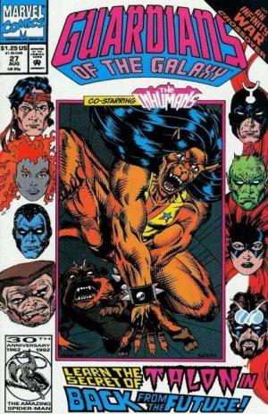 Les Gardiens de la Galaxie # 27 Issues V1 (1990 - 1995)