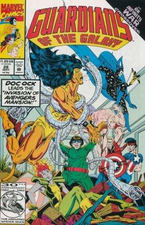 Les Gardiens de la Galaxie # 28 Issues V1 (1990 - 1995)