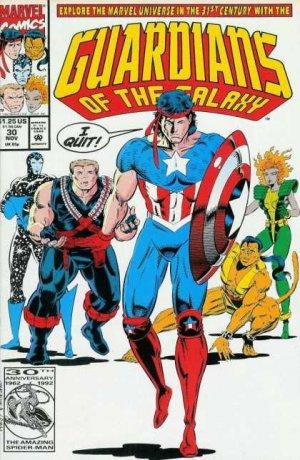 Les Gardiens de la Galaxie # 30 Issues V1 (1990 - 1995)