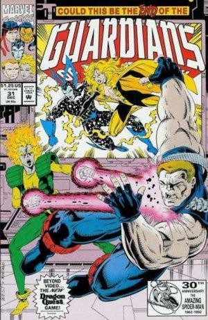 Les Gardiens de la Galaxie # 31 Issues V1 (1990 - 1995)