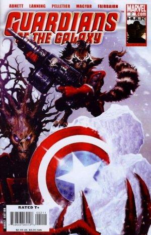 Les Gardiens de la Galaxie # 2 Issues V2 (2008 - 2010)
