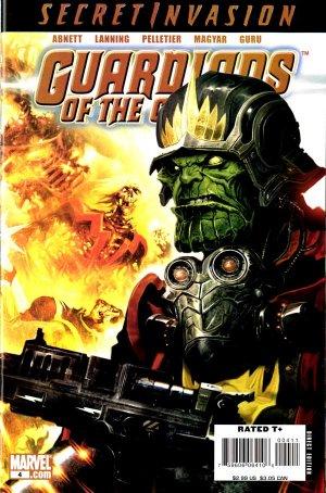 Les Gardiens de la Galaxie # 4 Issues V2 (2008 - 2010)