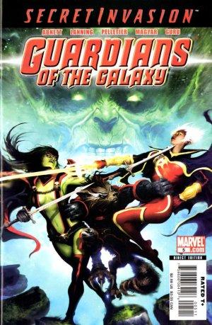 Les Gardiens de la Galaxie # 5 Issues V2 (2008 - 2010)