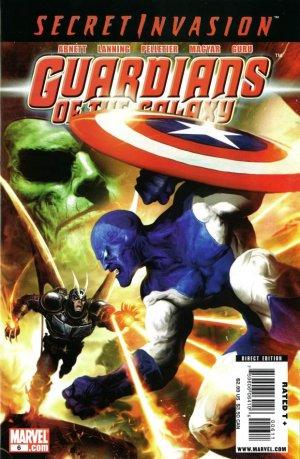 Les Gardiens de la Galaxie # 6 Issues V2 (2008 - 2010)