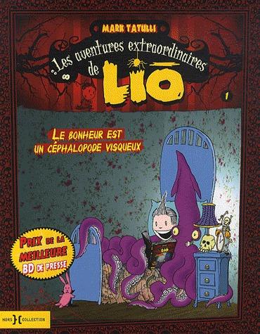 Les aventures extraordinaires de Lio T.1