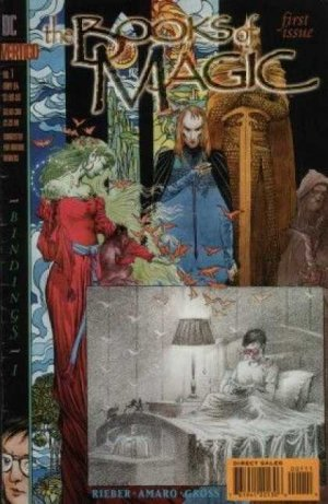 The Books of Magic édition Issues V2 (1994 - 2000)