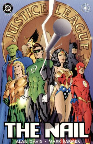 Justice league of America - Le clou édition Issues