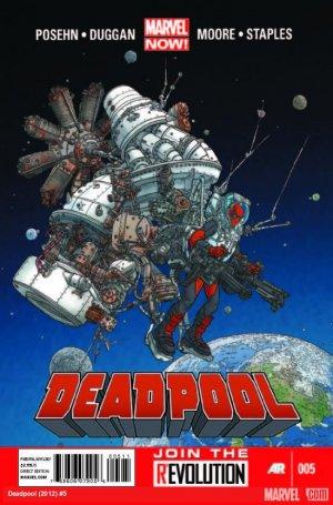 Deadpool # 5 Issues V4 (2012 - 2015)