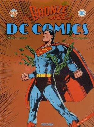 The Bronze age of DC Comics édition TPB Hardcover (cartonnée) - Deluxe