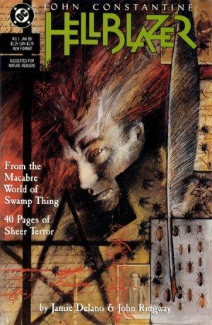 John Constantine Hellblazer édition Issues V1 (1988 - 2013)