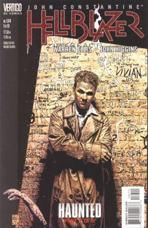 John Constantine Hellblazer # 134 Issues V1 (1988 - 2013)