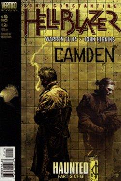 John Constantine Hellblazer # 135 Issues V1 (1988 - 2013)