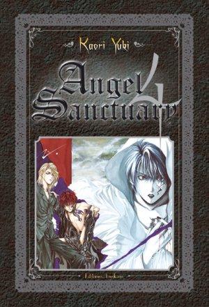 Angel Sanctuary 4