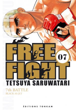 couverture, jaquette Free Fight - New Tough 7  (Tonkam)