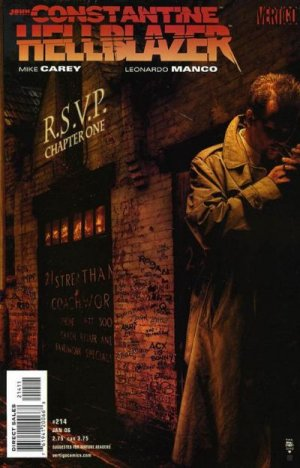 John Constantine Hellblazer # 214 Issues V1 (1988 - 2013)