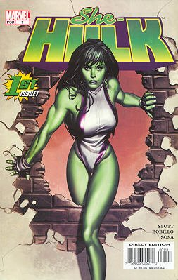 Miss Hulk édition Issues V1 (2004 - 2005)