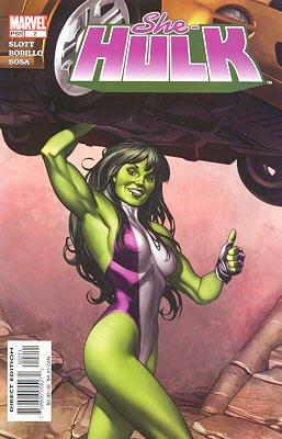 Miss Hulk # 2 Issues V1 (2004 - 2005)