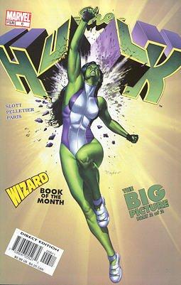 Miss Hulk # 6 Issues V1 (2004 - 2005)