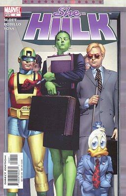 Miss Hulk # 8 Issues V1 (2004 - 2005)