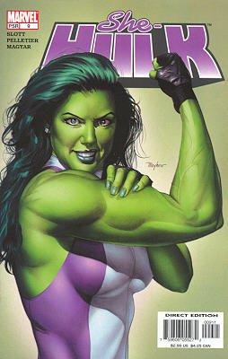 Miss Hulk 9 - Strong Enough
