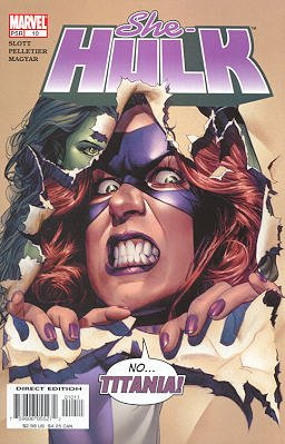 Miss Hulk # 10 Issues V1 (2004 - 2005)