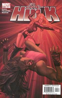 Miss Hulk 11 - Imbalance of Power